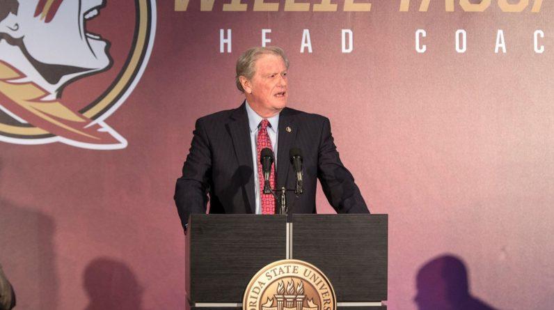 Corona virus live updates: Florida State University president tests positive days of playing football