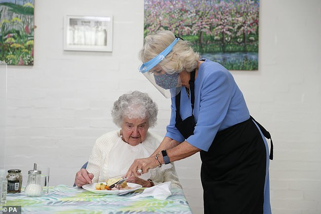 Duchess of Cornwall visits Rickmansworth