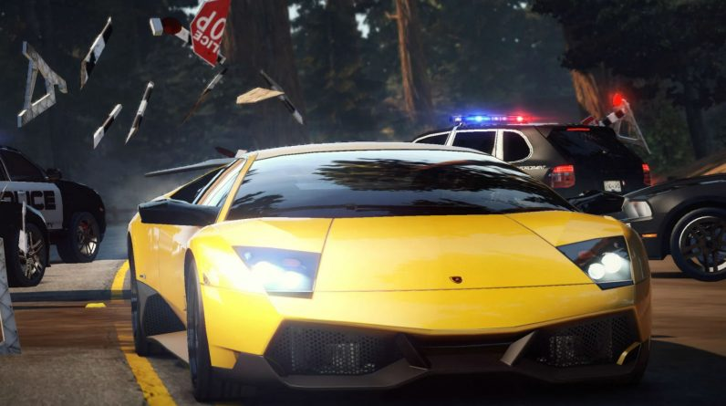 EA officially launches 'Need for Speed: Hot Pursuit Remaster'