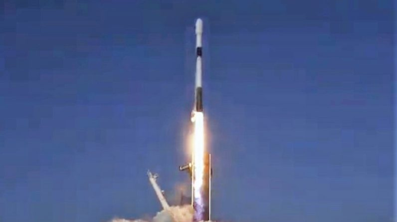 Elon Musk's SpaceX launches controversial Starling satellites