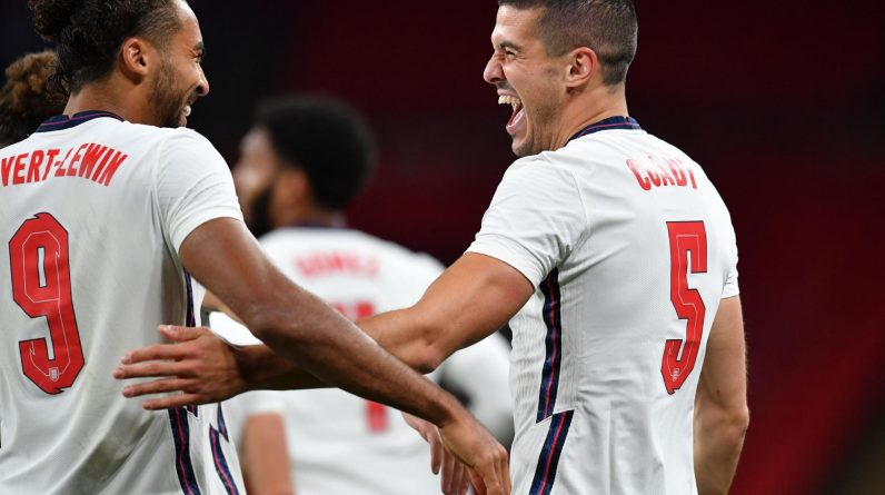 England 3-0 Wales: Dominic Calvert-Levine scores debut in dream of a three Lions voyage to Webley to win