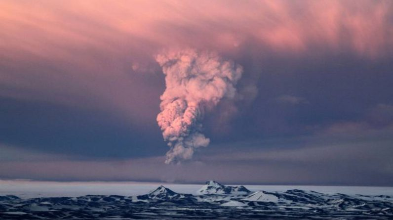 Experts believe an Icelandic volcano is about to erupt again