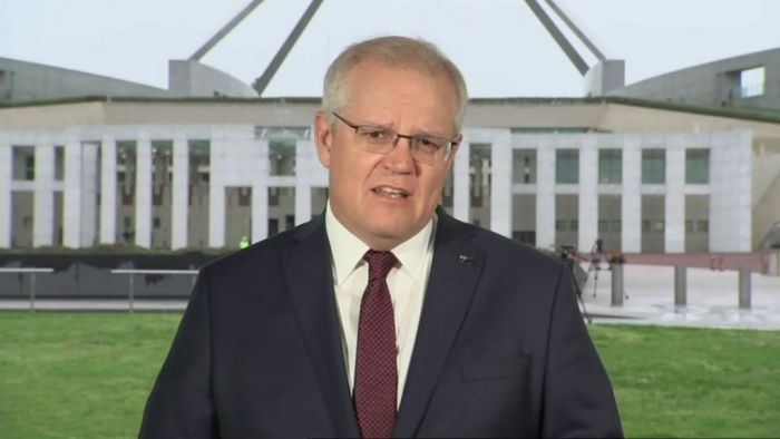Federal Budget 2020 News: Prime Minister Scott Morrison defends the government's COVID-19-year-old maintenance record