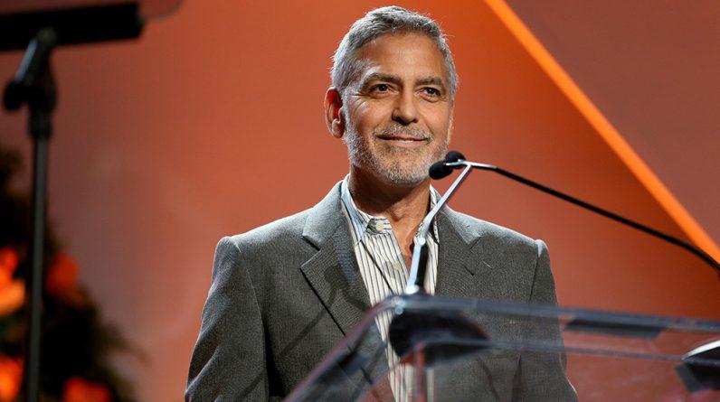 George Clooney Boards John Grisham's baseball play 'Calico Joe'