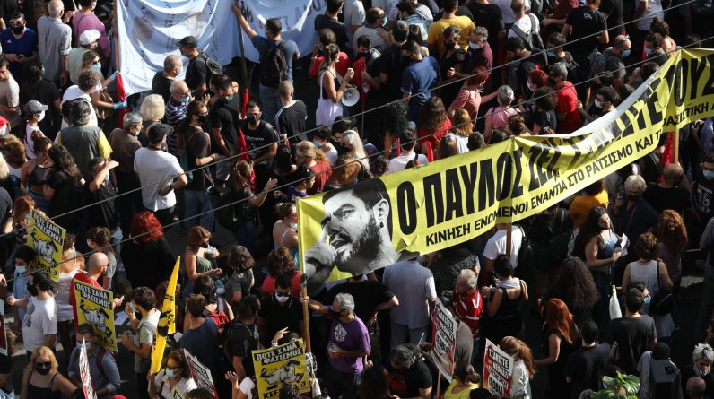 Greece's far-right Golden Dawn party is guilty of operating as a criminal organization