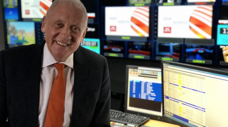 Harry Grayson presented his final BBC look at North