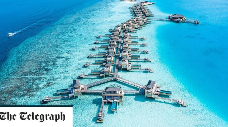 Holiday bookings for the Maldives and the Canary Islands' terribly complicated