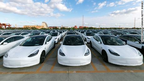 Tesla's China plant is set to play an even bigger role in its global ambitions