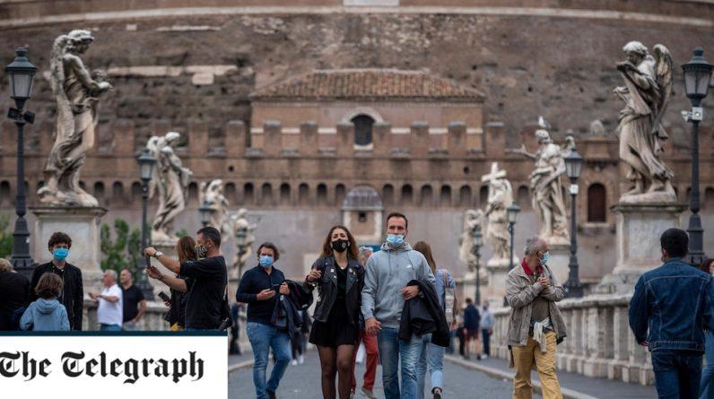 Italy travel corridor when restrictions return