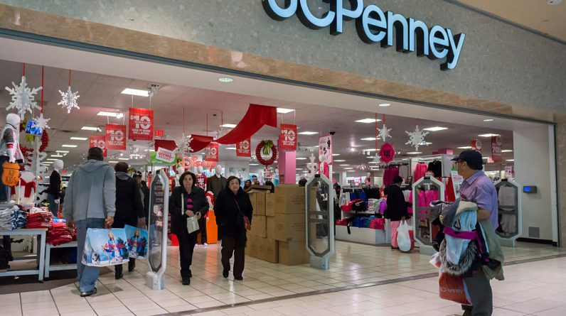JCPenney CEO says the company expects to leave Chapter 11 before the holidays