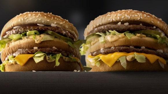 McDonald Aussie threatens burger chain rashes with legal action
