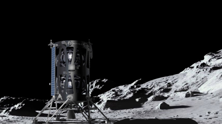 NASA's Commercial Lunar Pilot Project - Spacepit Records Second Journey to the Moon via TechCrunch