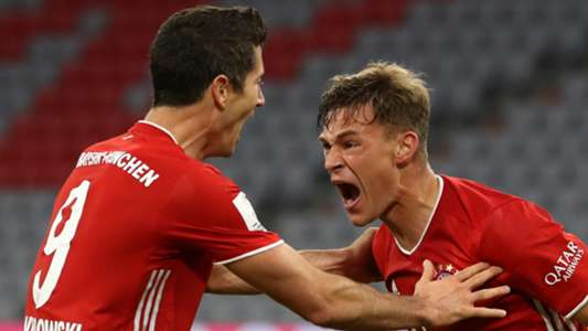 New salute to Bayern rival Kimmich after the Super Cup miracle against Dortmund