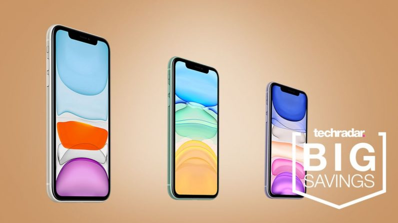 No hassle on 5G iPhone?  Apple has slashed the price of the iPhone 11 deals