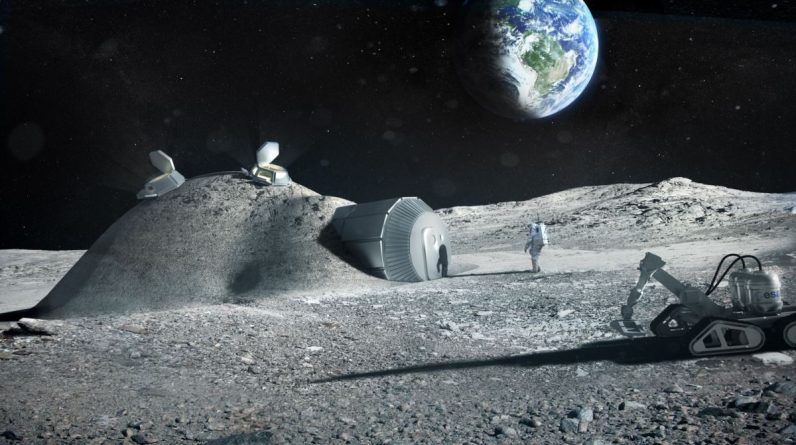 Nosa chooses Nokia to build first mobile network on the moon