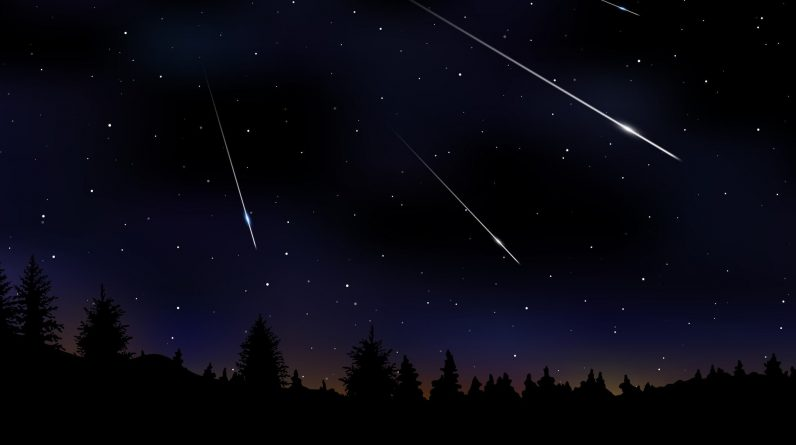 The Orionid meteor shower will peak on 21 October 2020