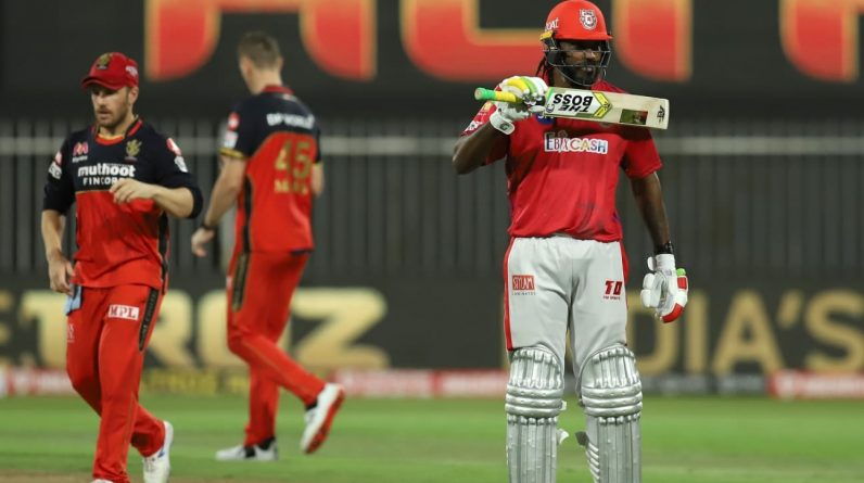 RCB vs KXIP - IPL 2020 - From Sick to Six