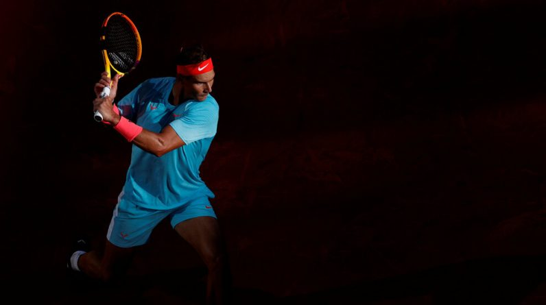 Rafael Nadal reaches French Open final, Can Die Majors record