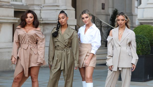 The female band tops the Little Mix list