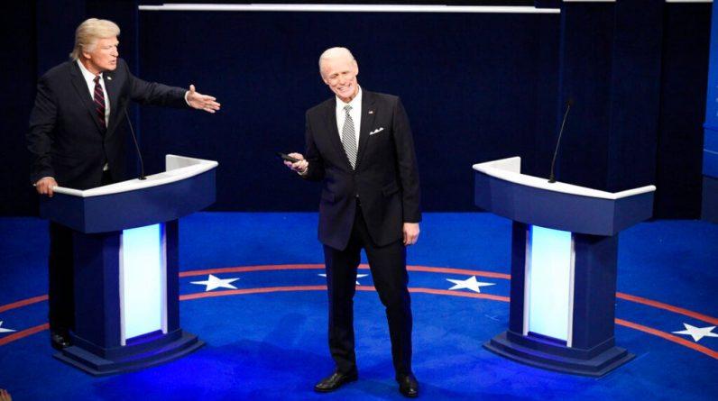 SNL Hilariously Recreates Biden-Trump Debate