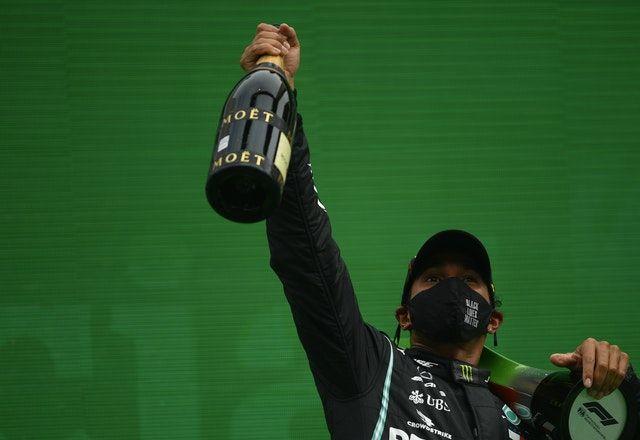 Lewis Hamilton wins 92 record Grand Prix in Portugal on Sunday