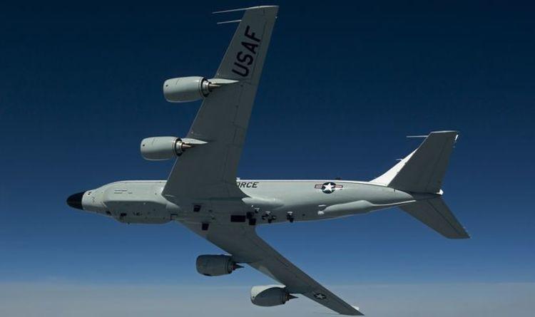 South China Sea: US 'prepares' more warplanes after 'extraordinary' spy planes provoke WW3 panic | World | News
