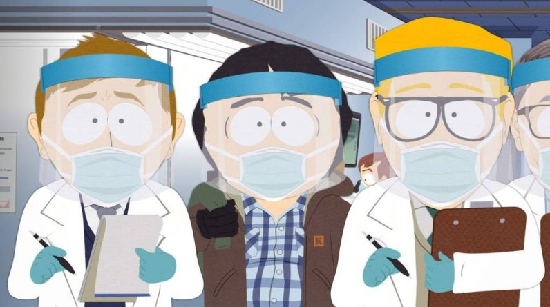 'South Park' offers epidemiology special 7 year assessments