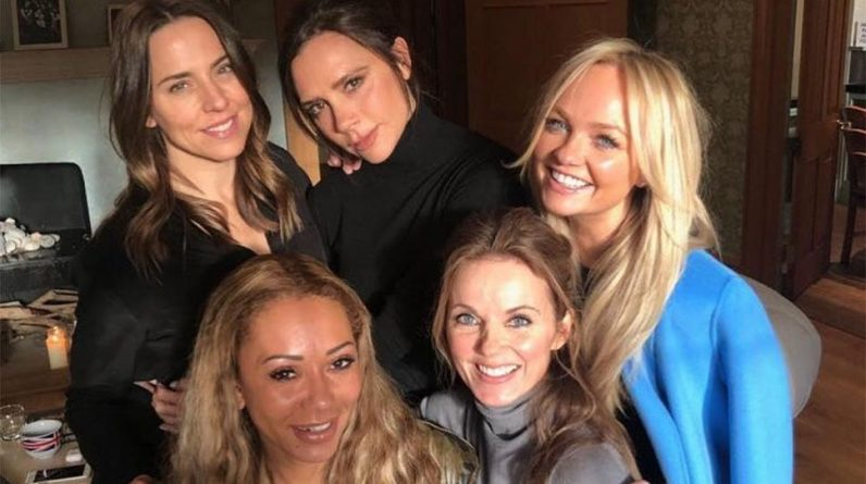 Spice Girls will join the more confident Victoria Beckham tour |  Entertainment
