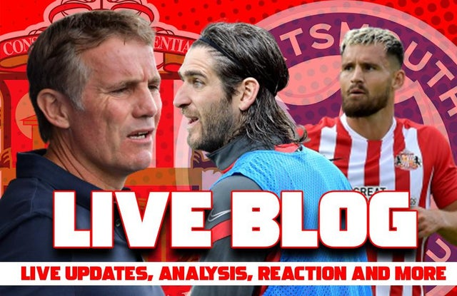 Sunderland AFC V Portsmouth: Live Stream Details, Match Updates, Latest Score, Team News, Manager Reaction