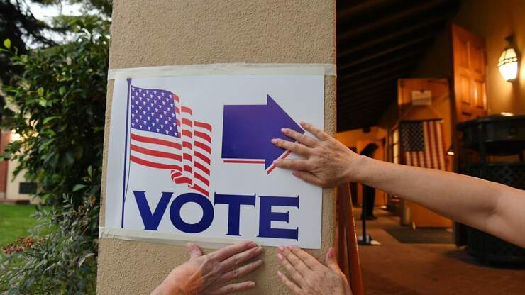 Texas' early voting period begins today