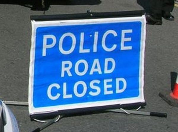 The man was released from the vehicle after a serious accident on the A19