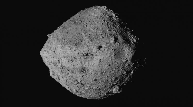 Touch and navigate: US spacecraft model asteroid for return | Fox 4 Kansas City WDAF-TV