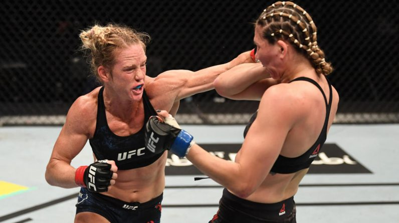 UFC Fight Night Results, Highlights: Holy Holm Irene Altana Dominates For Easy End Success
