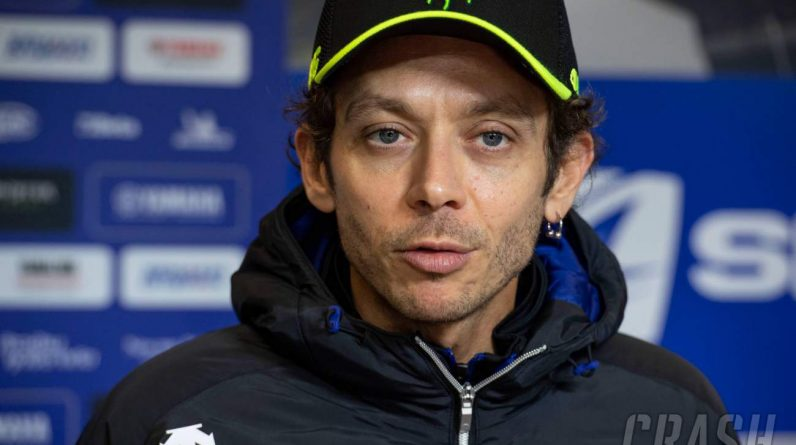 Valactino Rossi Aragon withdraws from Aragon MotoGP after positive Govt test |  MotoGP
