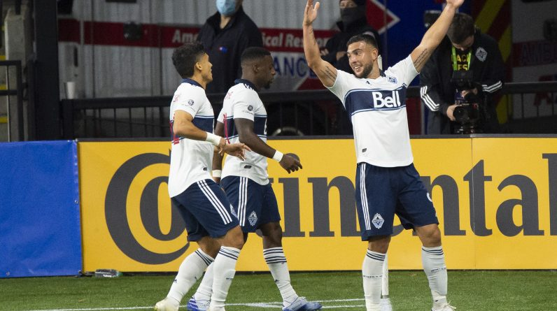 Vancouver Whitecaps 2, LAFC 1 |  2020 MLS Match Recap