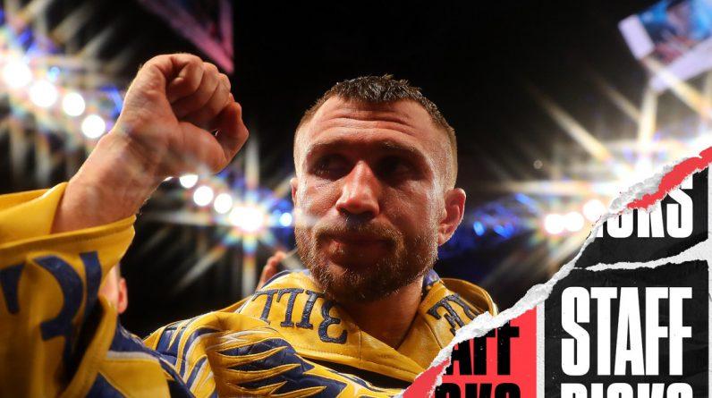 Vasily Lomasenko vs. Tiffimo Lopez Staff Selection and Predictions