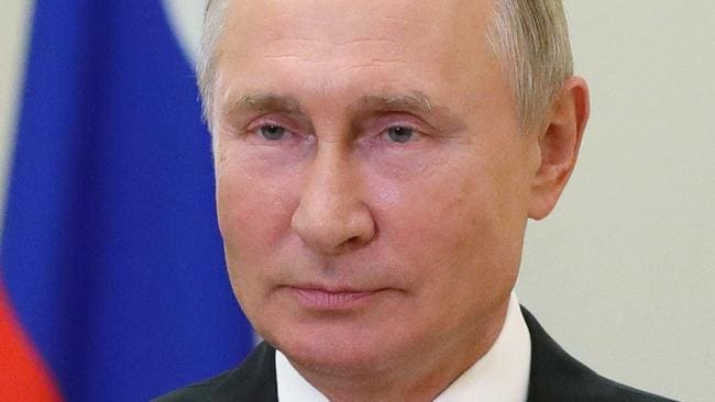 Vladimir Putin is taking drastic measures to avoid COVID-19