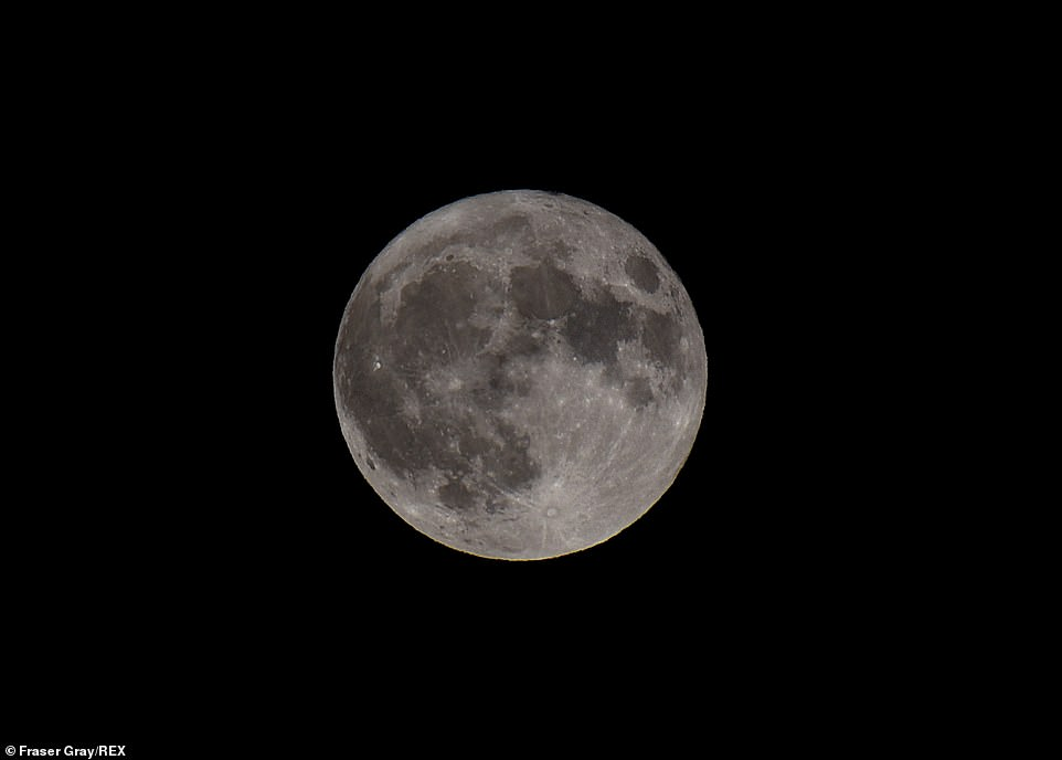 The name of this event is derived from the second full moon that appears in a calendar month.  Occurred at the beginning of the month in the first month of October.  Image: Scene in Grevesent, Kent