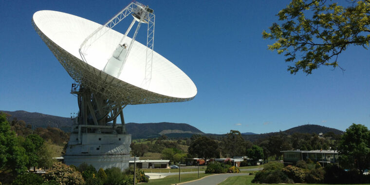 NASA calls Voyager 2, and the spacecraft responds from galaxy space
