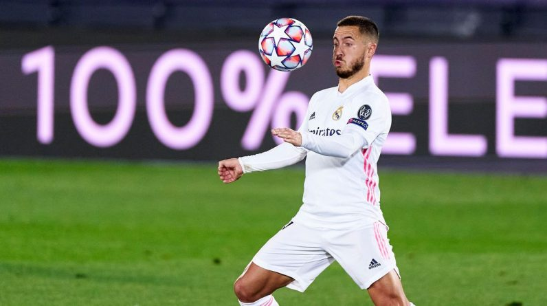 Chelsea fans find out what happened when Eden Hazard started for Real Madrid against Inter Milan