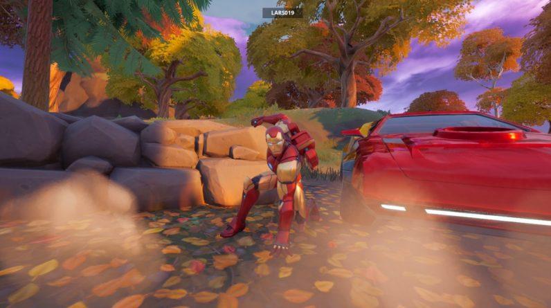 Iron Man JetPack