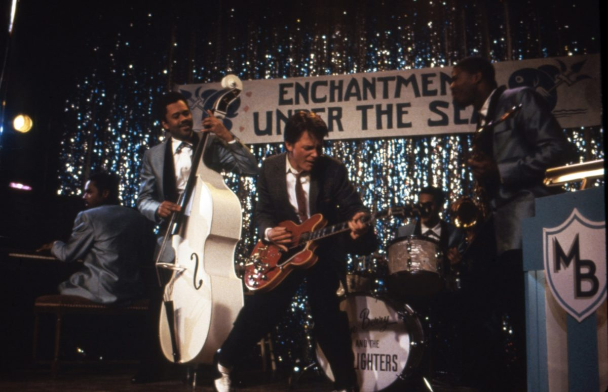 Johnny P. Goode for the future