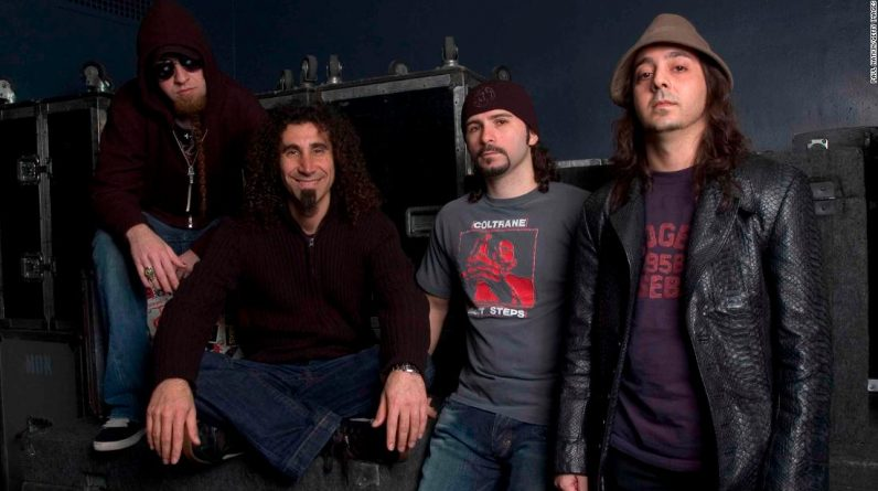 System of a Down releases the first new music in 15 years