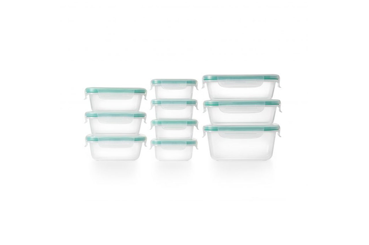 Oxo Good Cribs Plastic Container Package (20 piece)