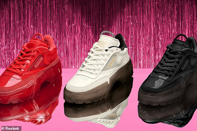 First: Cardie announces October 11th, his 28th birthday, announcing the release of his first sneaker collaboration with Reebok in November