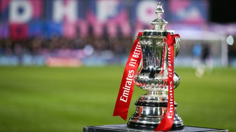 Second round devices of the FA Cup confirmed as the road continues to Wembley