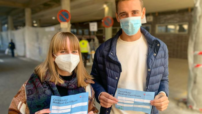 Corona virus circulates around Europe, Slovakia embarks on a bold mission to test every adult