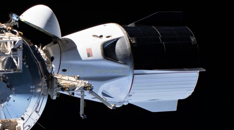 The SpaceX Dragon spacecraft is scheduled to remain in space starting this year