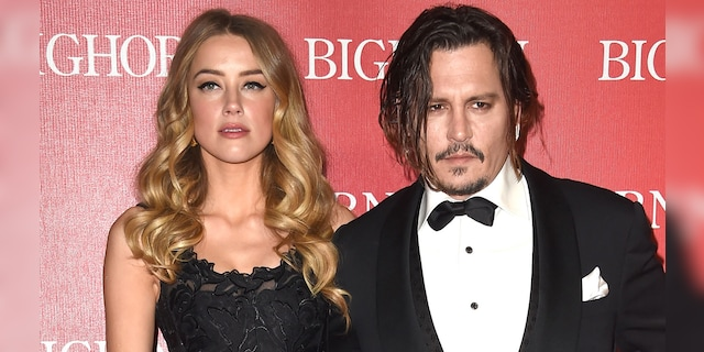 Actors Amber Heard and Johnny Depp have accused each other of misbehaving.  (Photo by Steve Granits / WireImage)