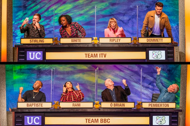 Children in need specialize in the 2020 University Challenge